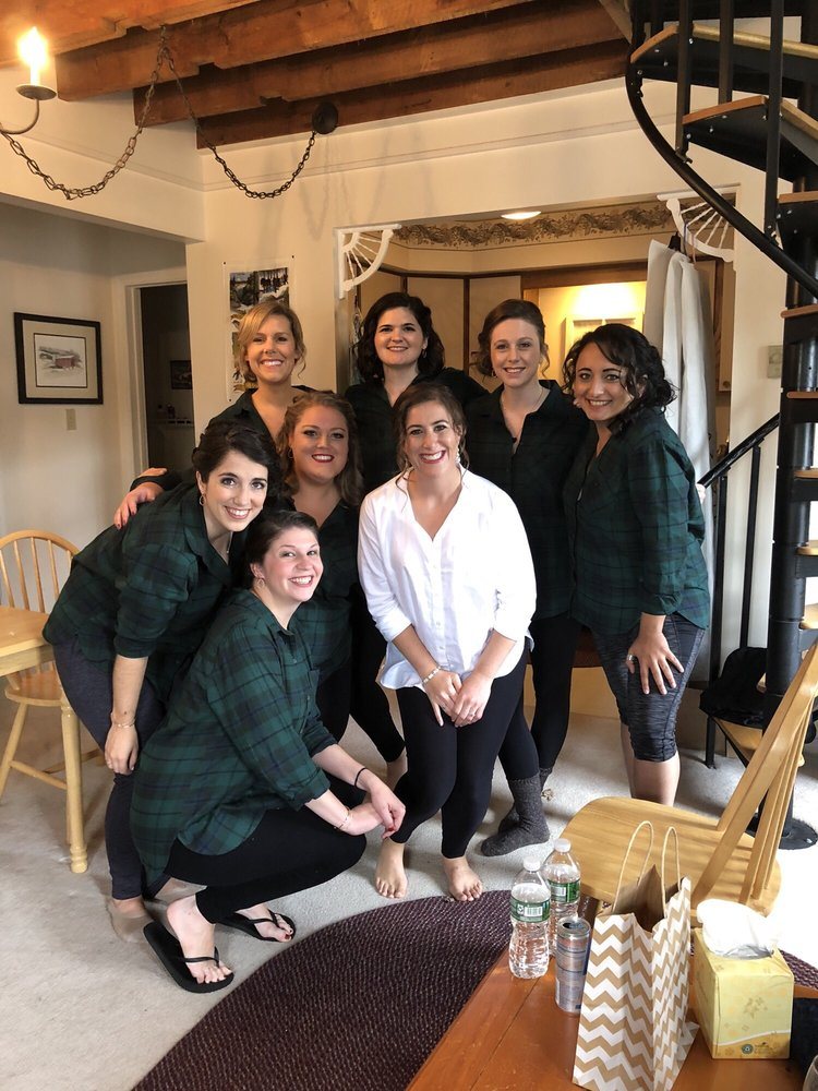 First Impressions Salon & Spa: 42 Central St, Woodstock, VT