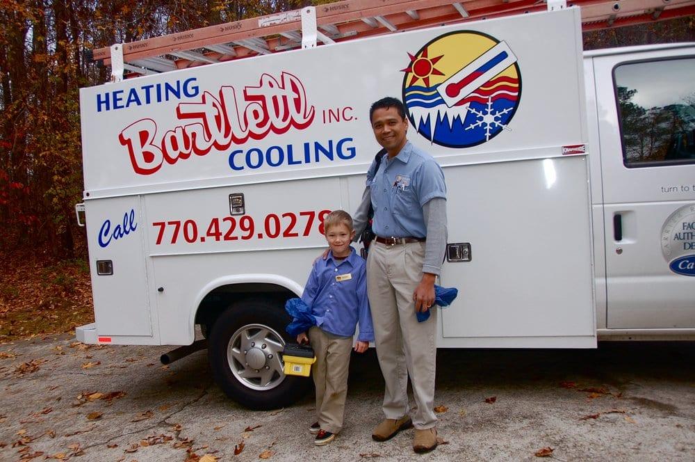 Bartlett Heating & Cooling: 972 Atlanta Rd SE, Marietta, GA