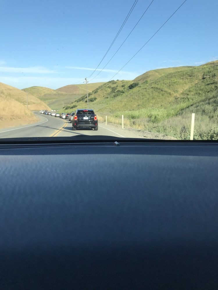 Stuck in traffic! - Yelp
