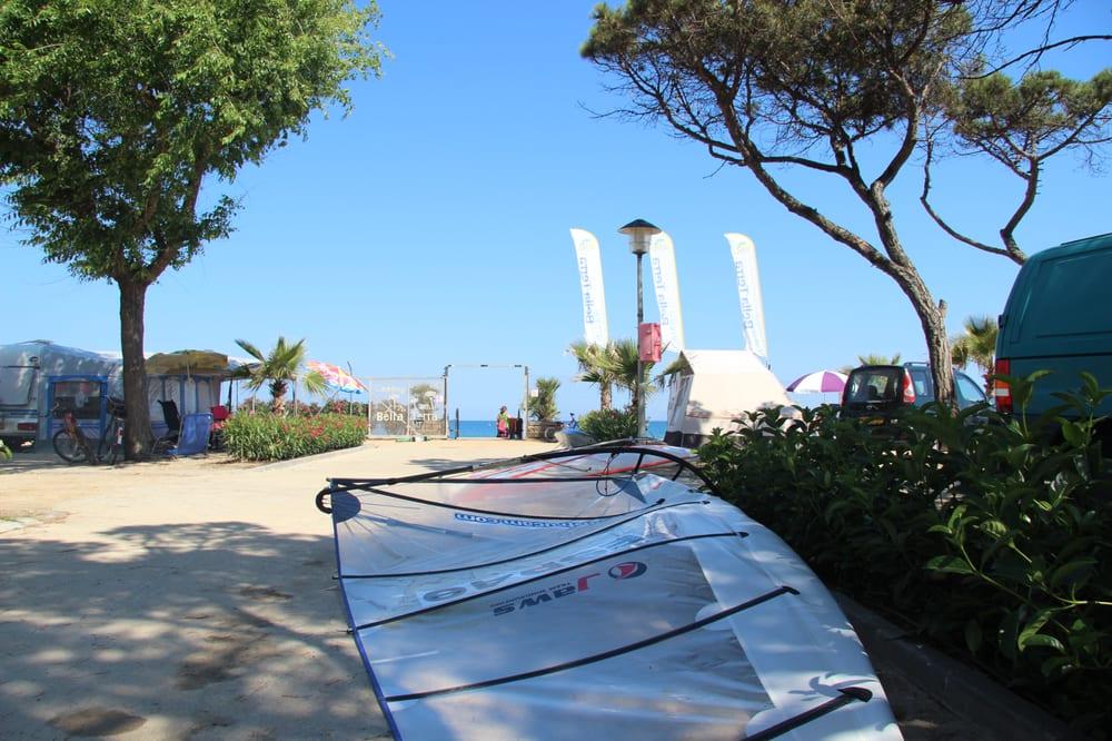 Camping Bella Terra : Camping bella terra camping in blanes catalonia spain