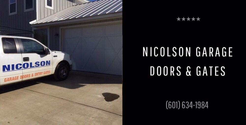 Nicolson Garage Doors & Gates