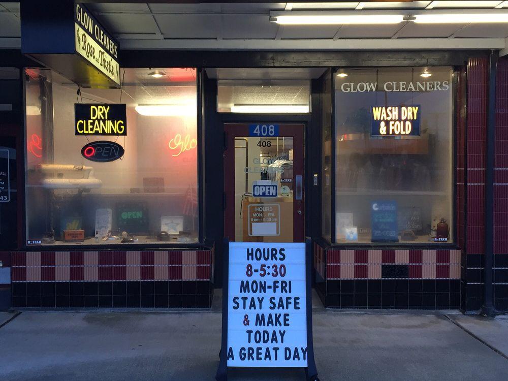 Glow Cleaners: 408 E Fairhaven Ave, Burlington, WA