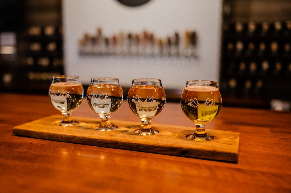 The Hive Taproom: W 2463 County Rd Es, East Troy, WI