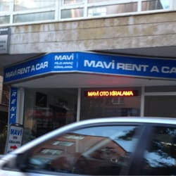 Mavi Rent A Car Car Hire Piyade Mh Ankara Turkey Phone