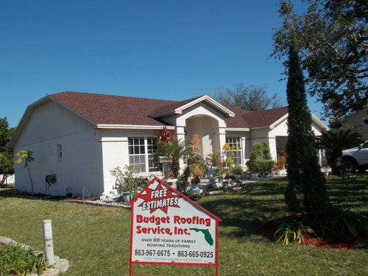 Budget Roofing Service, Inc. 5011 Recker Hwy Winter Haven, FL Roofing  Consultants   MapQuest
