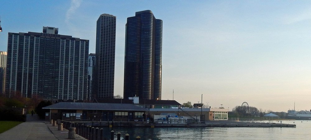 Monroe Harbor: 100 N Harbor Dr, Chicago, IL