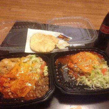 Great Photo Of El Patio De Albuquerque   Albuquerque, NM, United States. Chicken  Enchiladas+