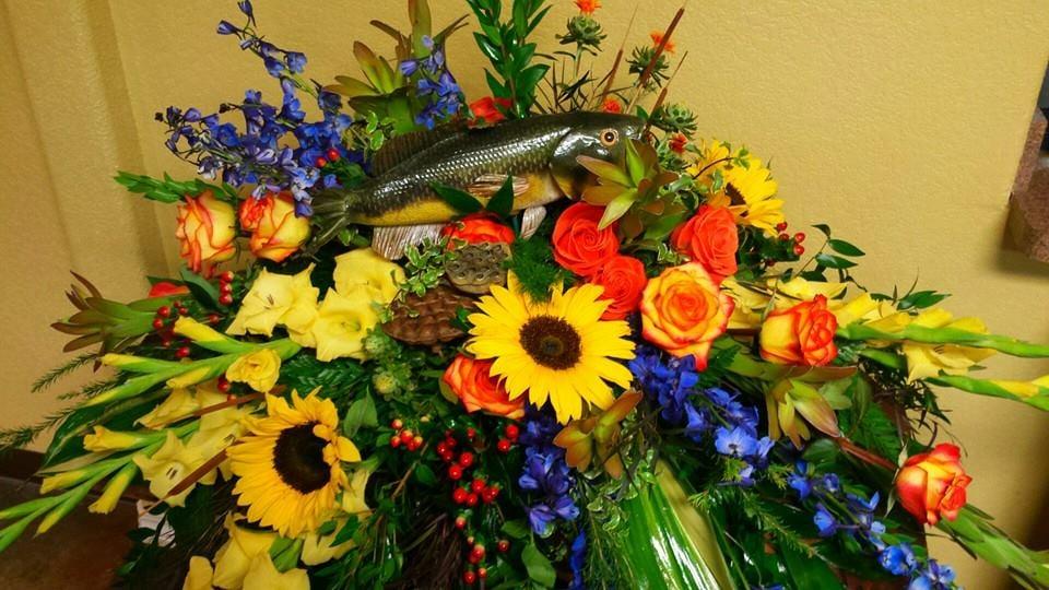 Greenwood Flower & Gift Shop: 510 W Center St, Greenwood, AR