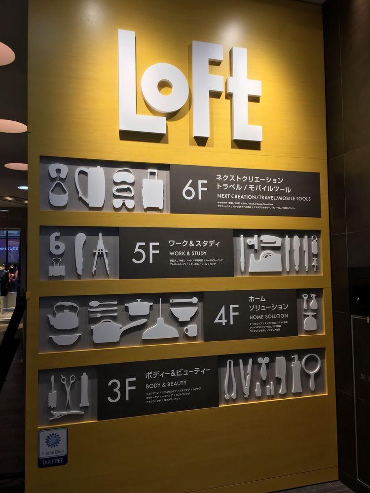 GINZA Loft