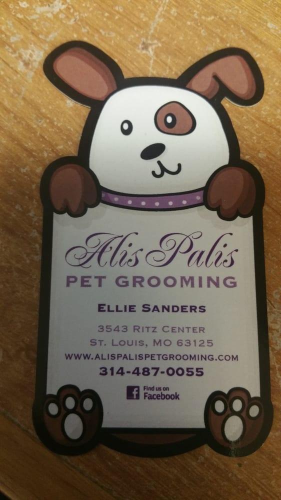 Ali's Pali's South County Pet Salon: 3543 Ritz Ctr, Saint Louis, MO