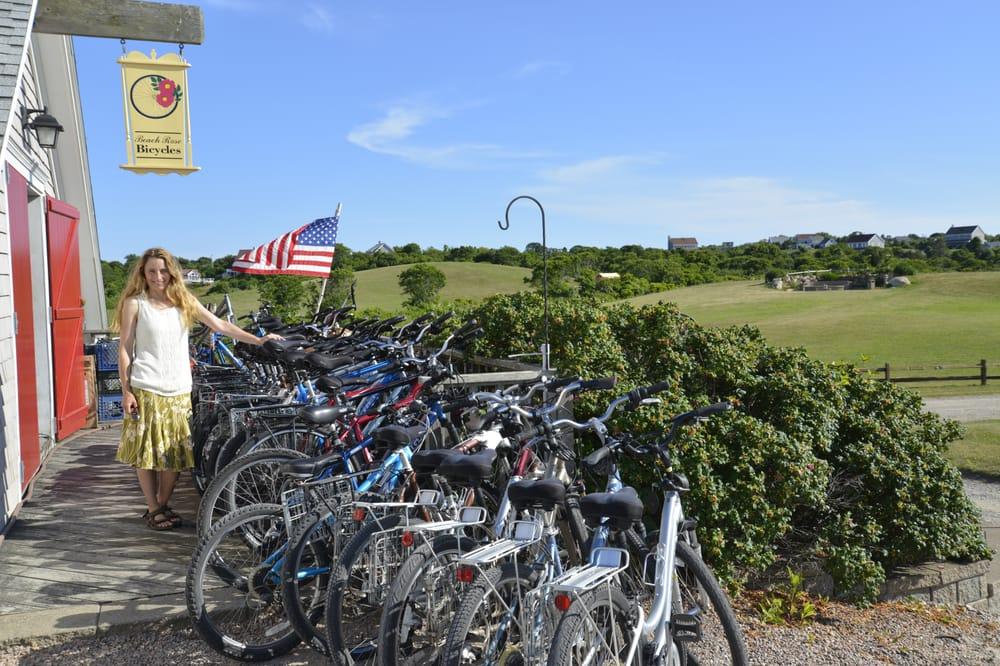 Beach Rose Bicycles Block Island Ri
