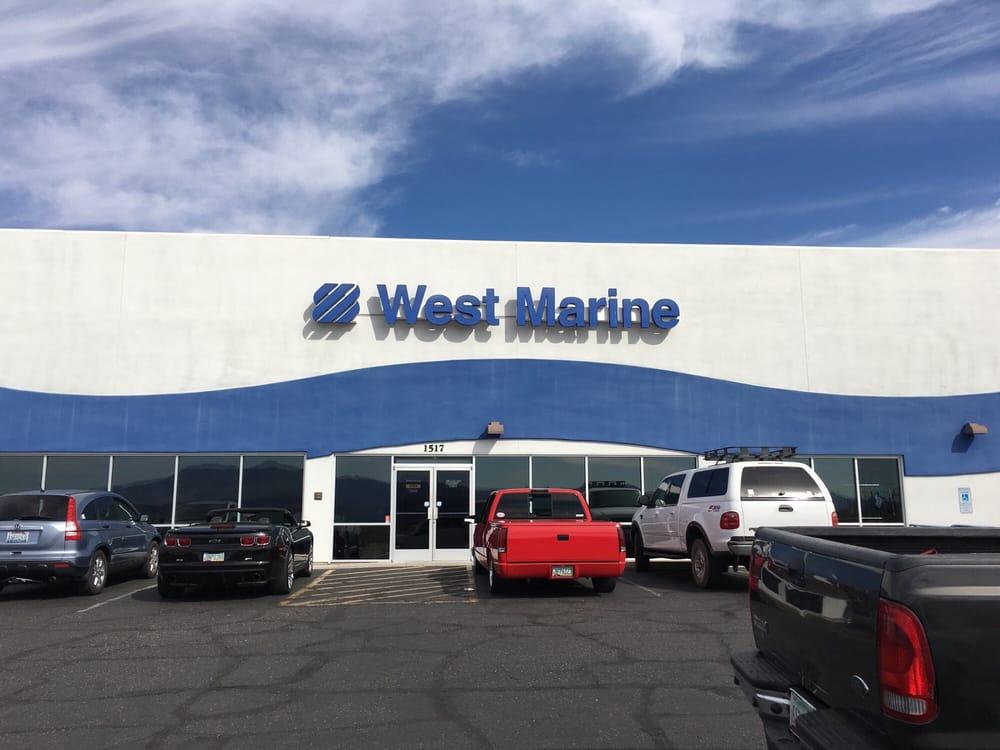 West Marine: 1517 Industrial Blvd, Lake Havasu City, AZ