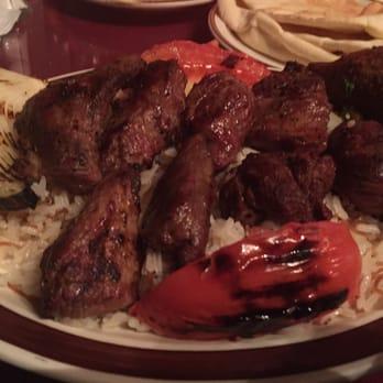 Food From Galilee Dallas Menu