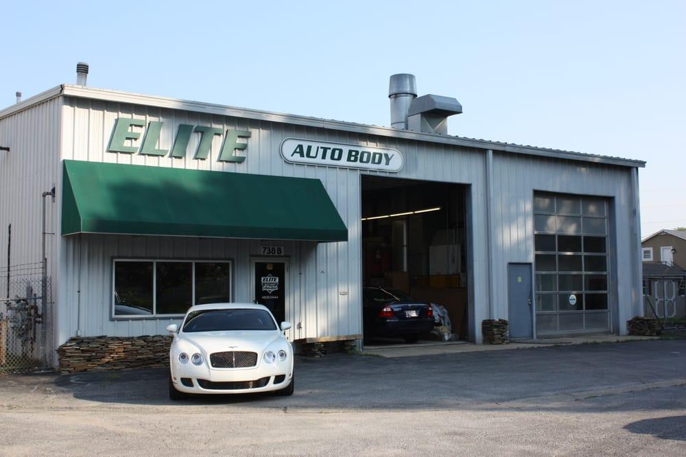 Elite Auto Body: 738 State Route 3 S, Gambrills, MD