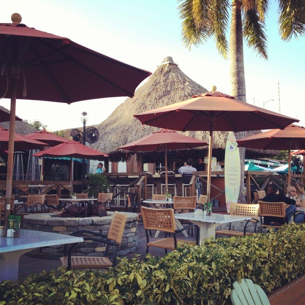 Patio and tiki bar yelp - Waterway cafe palm beach gardens ...