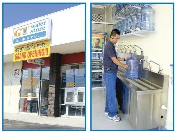 GT Water Store: 2912 W Beverly Blvd, Montebello, CA