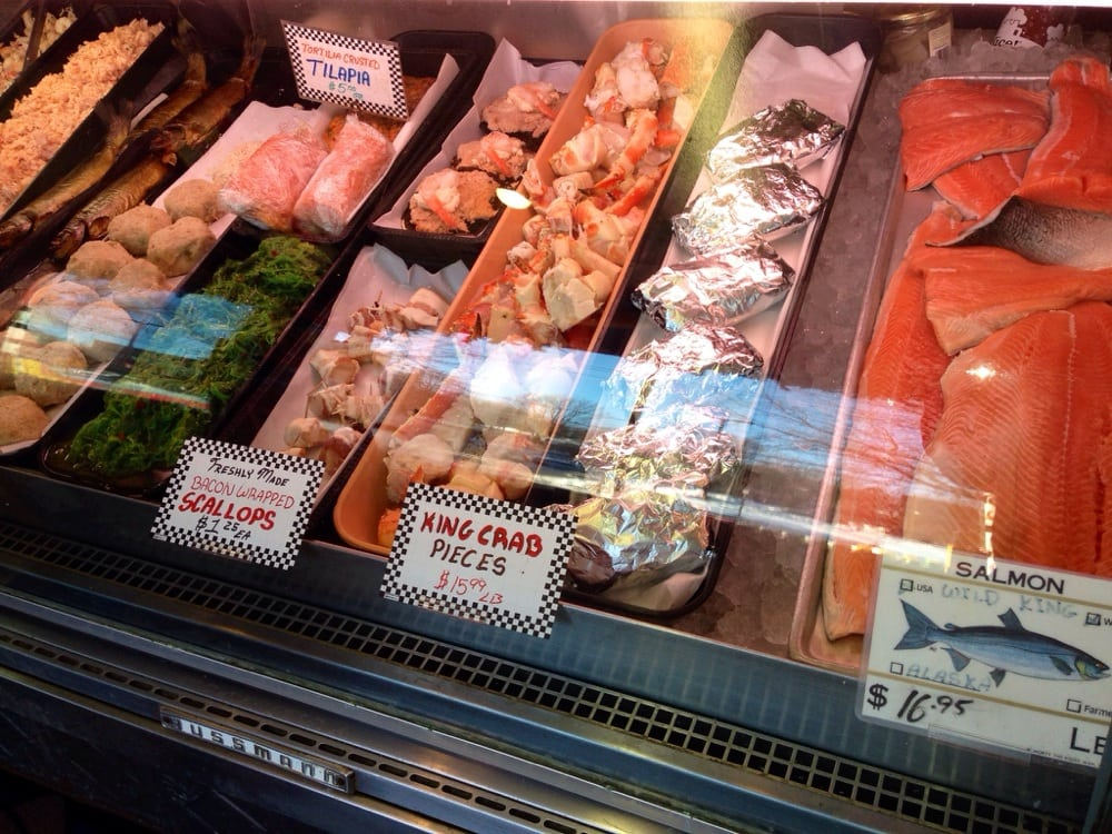 Northport fish lobster 20 reviews seafood 827 fort for Where can i buy fresh fish near me