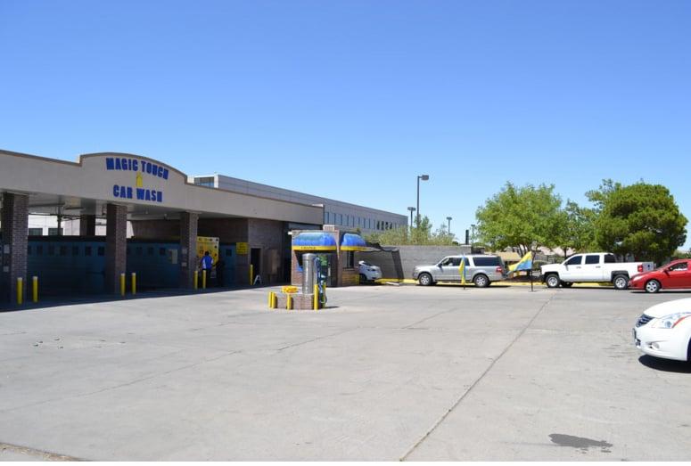 Car Wash Mesa El Paso