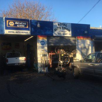 Royal auto repair 58 reviews garages 1127 lincoln for Royal motors san leandro
