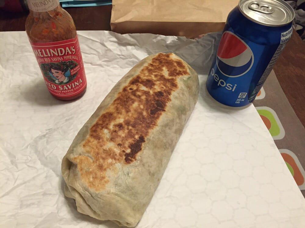 XXX Burrito