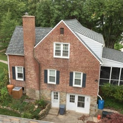 Photo Of Ruff Roofers   Baltimore, MD, United States. Grand Manor  Residential Roofing ...
