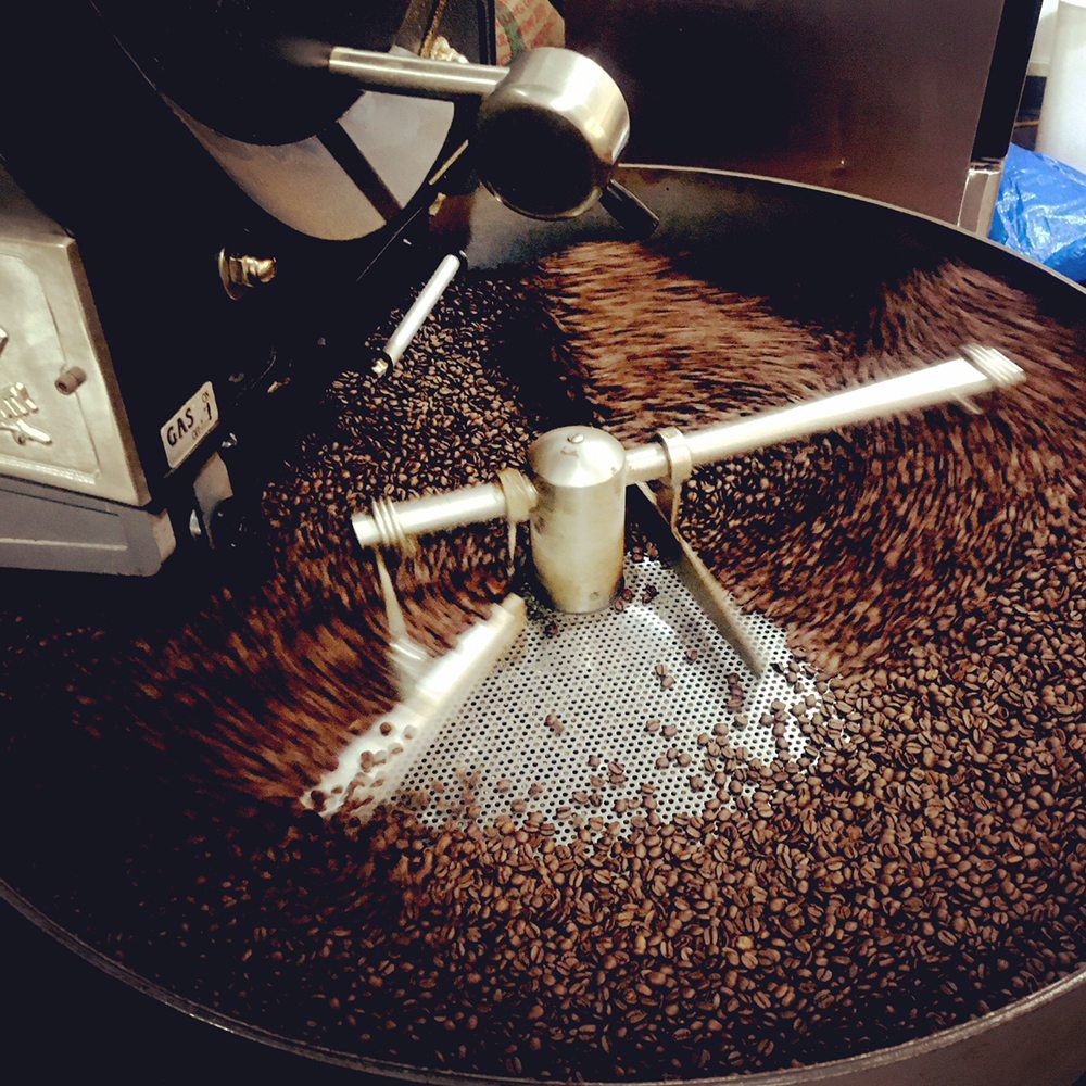 Rabbit Coffee Roasting Co.: 10 South Main St, Knox, IN