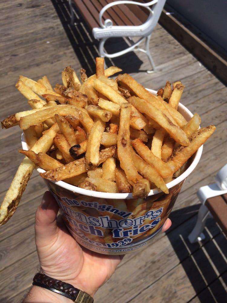 Best Food To Eat In Ocean City Md