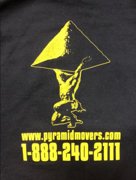 Pyramid Movers