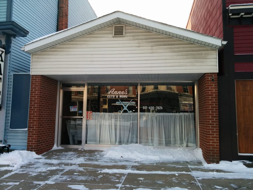 Anne's Cuts and More: 123 W Michigan Ave, Clinton, MI