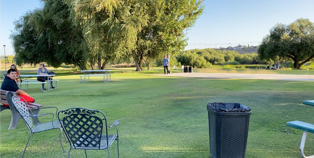 Bluff Pointe Golf Course: 8225 N Milburn Ave, Fresno, CA