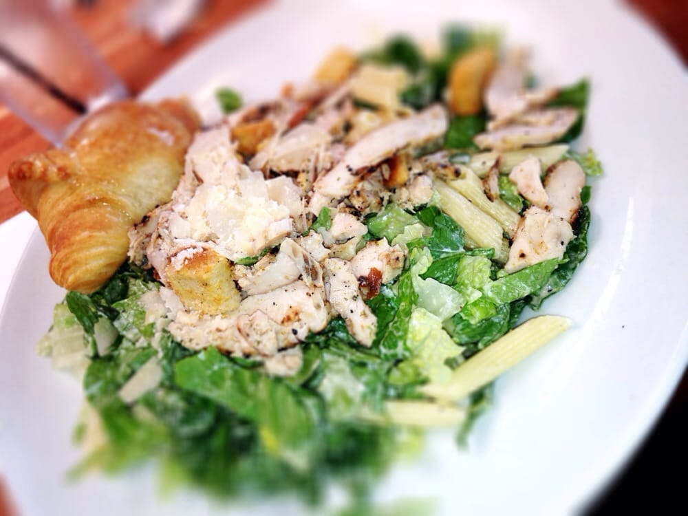 Cheddar S Scratch Kitchen Chicken Caesar Pasta Salad