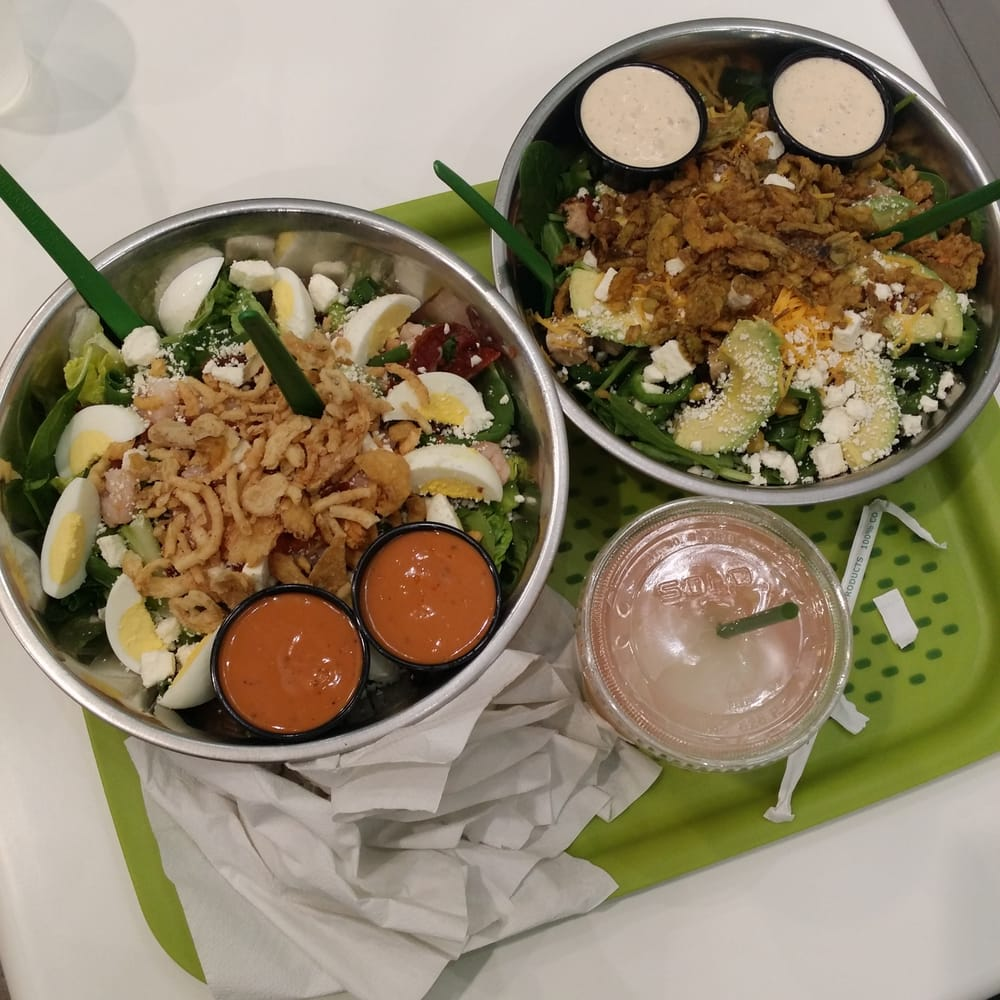 The Green House Salad - 23 Photos & 29 Reviews - Salad - 3625 Nelson ...