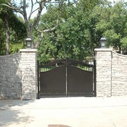 Hooper Fence 22 Billeder Hegn Og Porte 1503 W