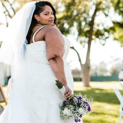 Naked and afraid bride pictures