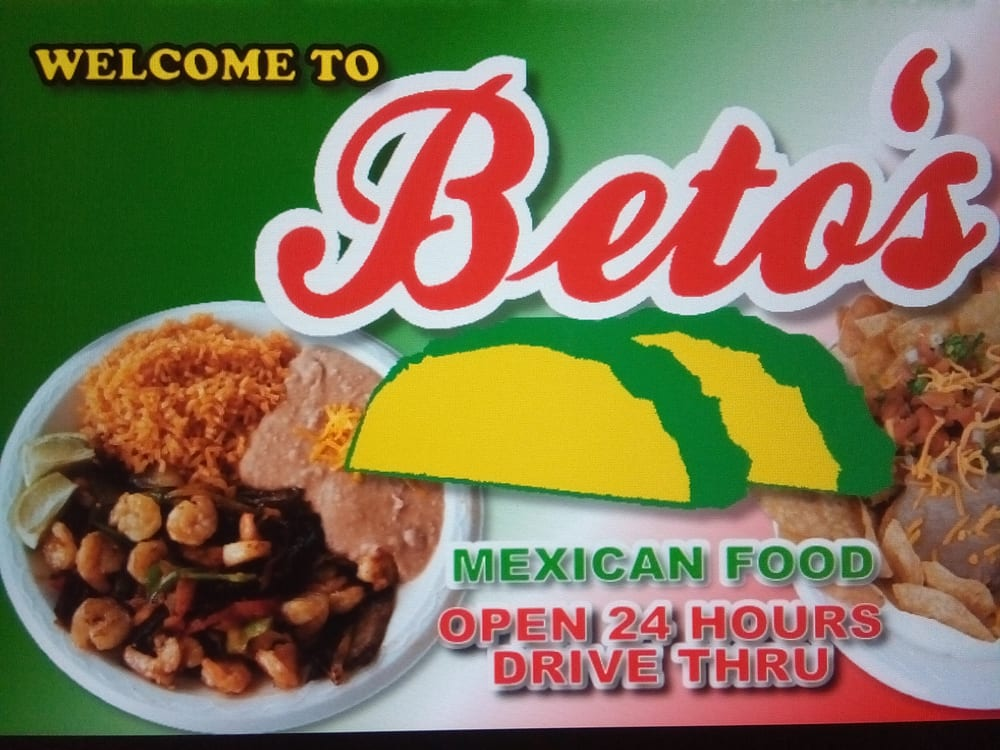 Beto S Mexican Food Clearfield Ut