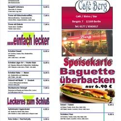 Cafe Bar Berlin Steglitz