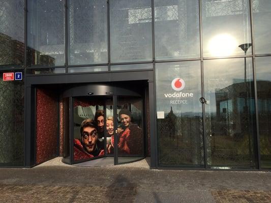 Vodafone - Professional Services - Laurinova 2, Praha 13, Prague