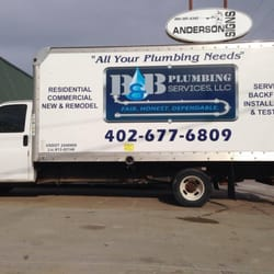 Photo Of B And B Plumbing Services Omaha Ne United States
