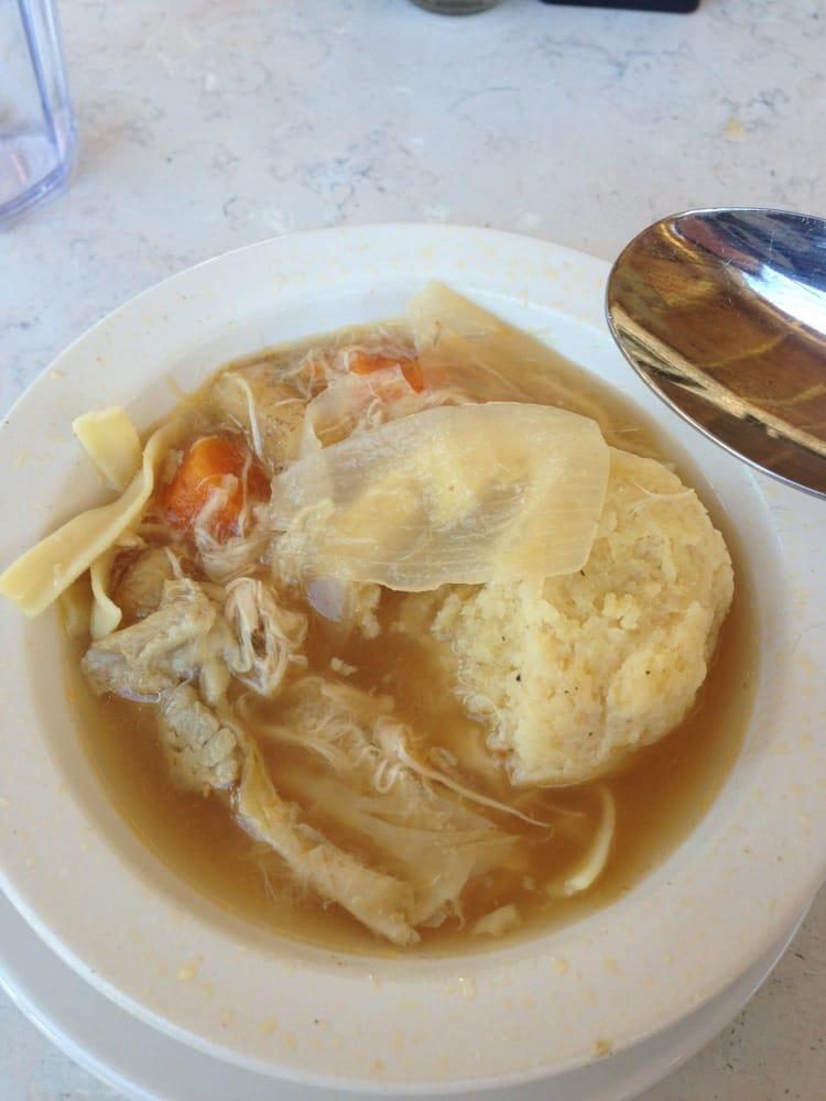 Matzo Ball Soup Yelp
