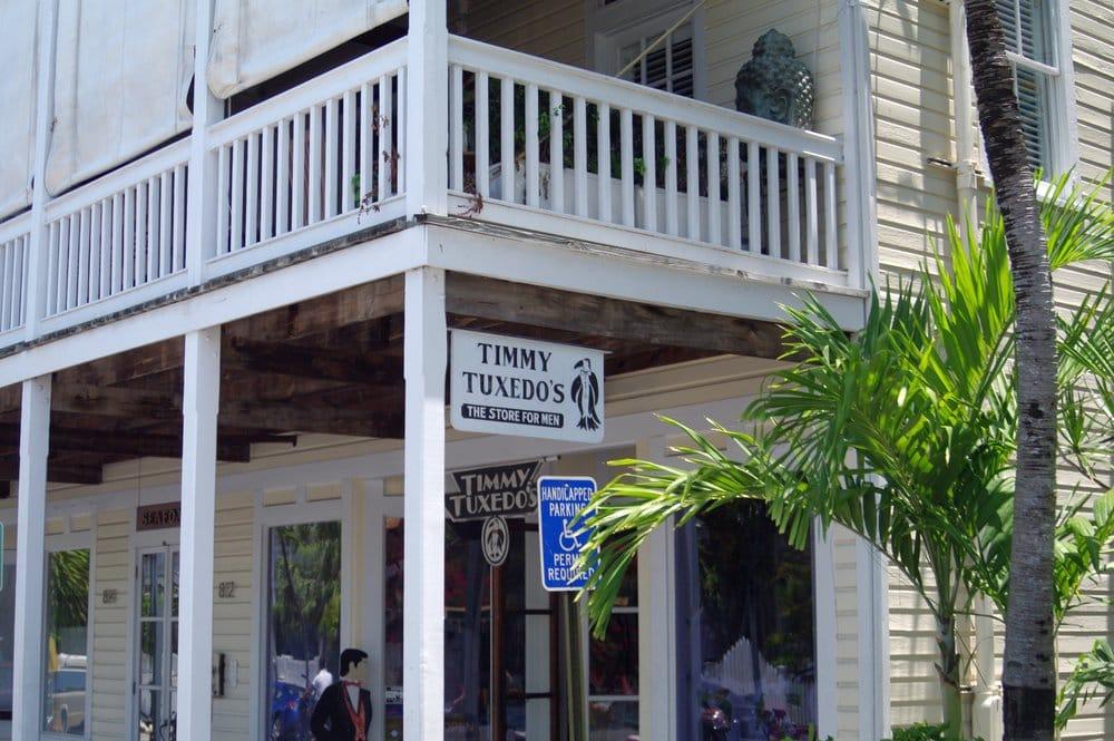 Timmy Tuxedos: 812 Fleming St, Key West, FL