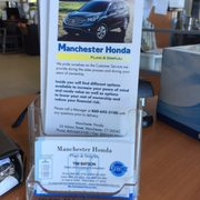 Manchester Honda - 18 Photos & 42 Reviews - Car Dealers - 24 Adams
