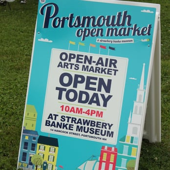 Market Street Cafe Portsmouth Hours
