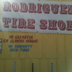 Rodriguez Tire Shop Tires 1430 Hwy 80 San Marcos Tx Phone