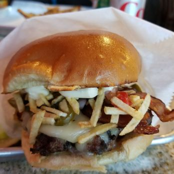 The Fire Pit Grill - 39 Photos & 68 Reviews - Burgers - 9 ...