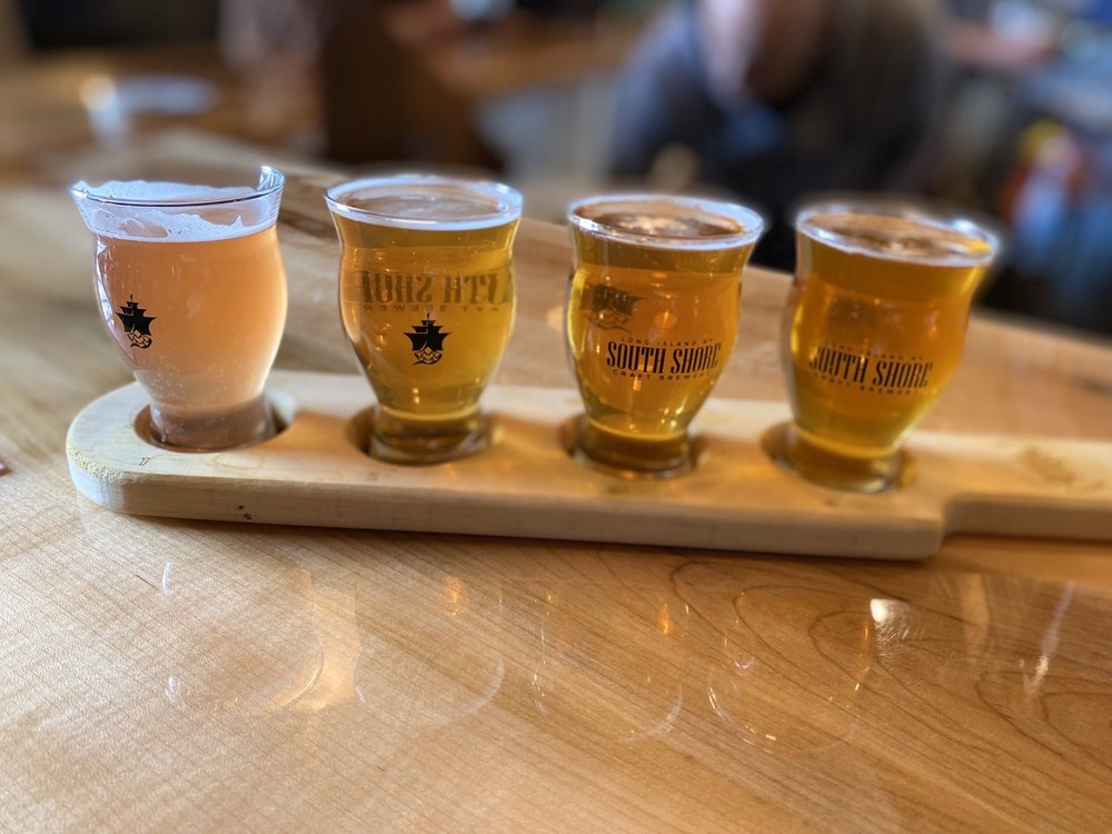 South Shore Craft Brewery: 3505 Hampton Rd, Oceanside, NY