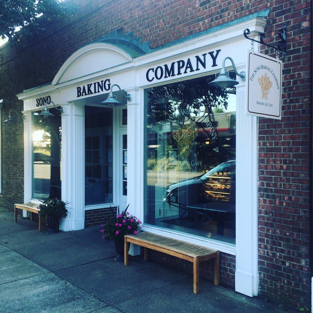 Sono Baking Company & Cafe - Bakeries - 49 Tokeneke Rd ...