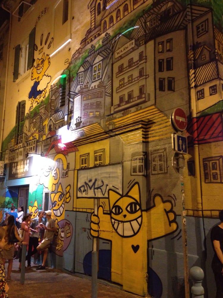 Restaurant Waaw Marseille