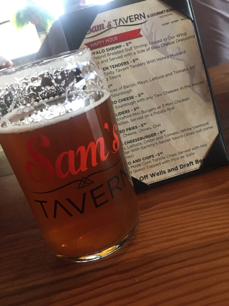 Photo of Sam's Tavern - Redmond, WA, United States. Mannys is my fave!