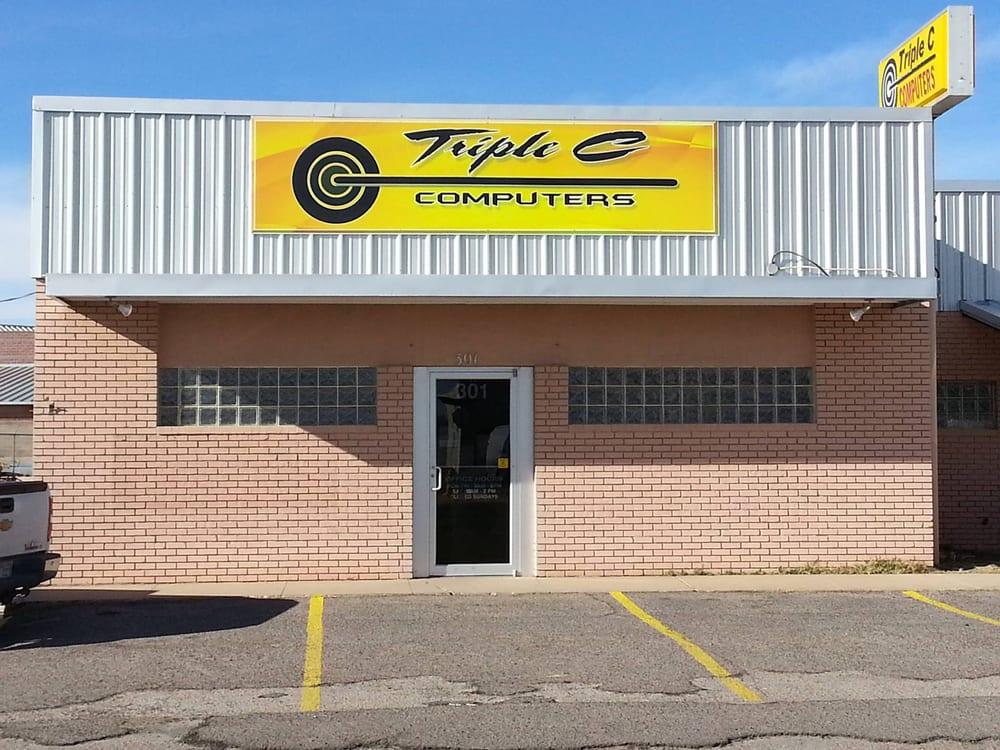 Triple C Computers: 301 E University Blvd, Odessa, TX