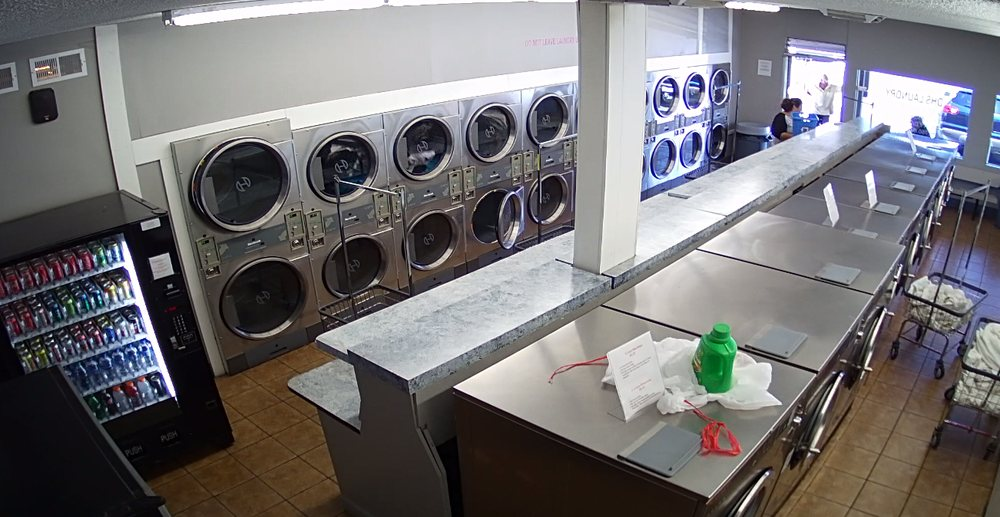 DHS Coin Laundry: 65945 Pierson Blvd, Desert Hot Springs, CA